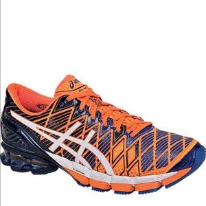 ASICS Men's Gel Kinsei 5 Mesh Running Shoes